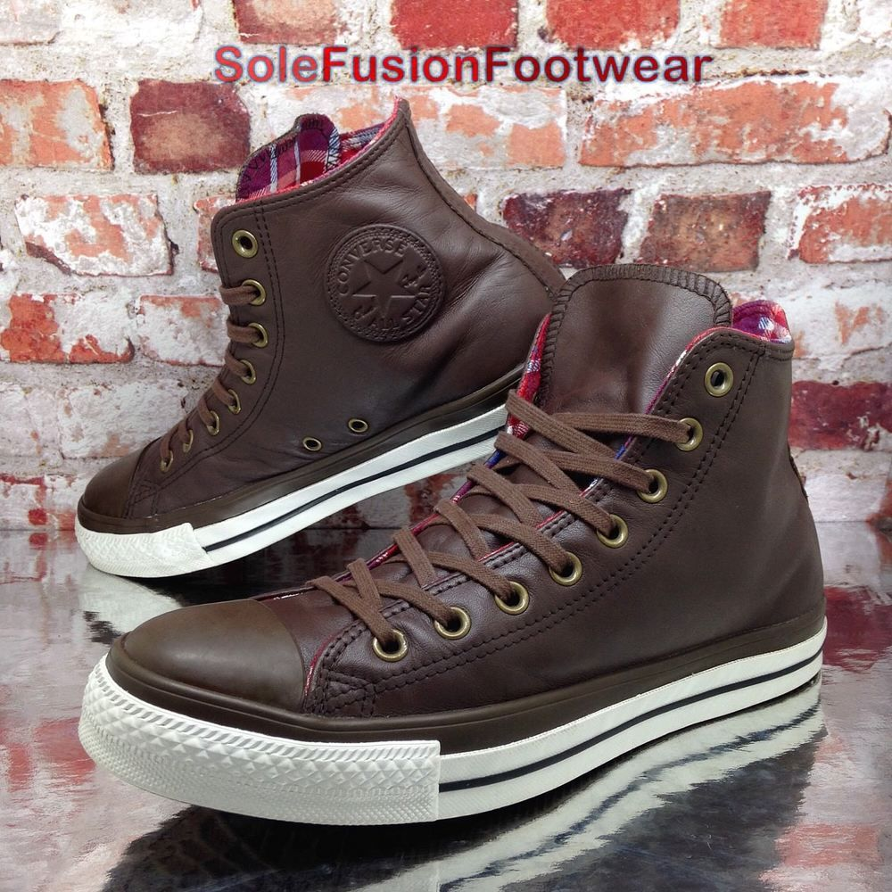 Converse Men's Trainers Brown BROWN 42.5