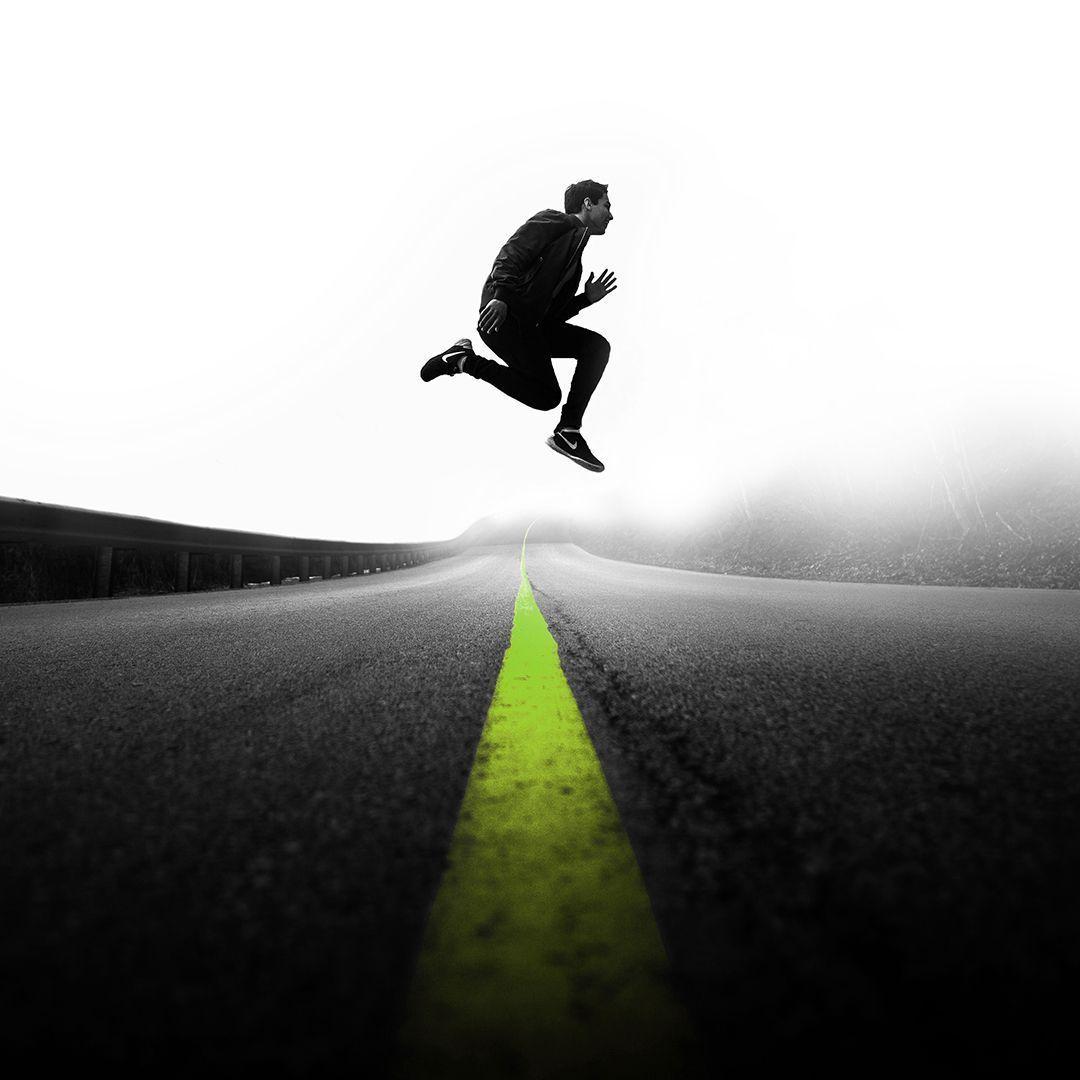 Why Walk When You Can Fly Feel The Zeal Walk Run Hike