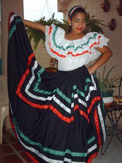 eb752d397 Pasos para Confeccionar una Falda de Danza FolKlorica | FALDA DANZA ...