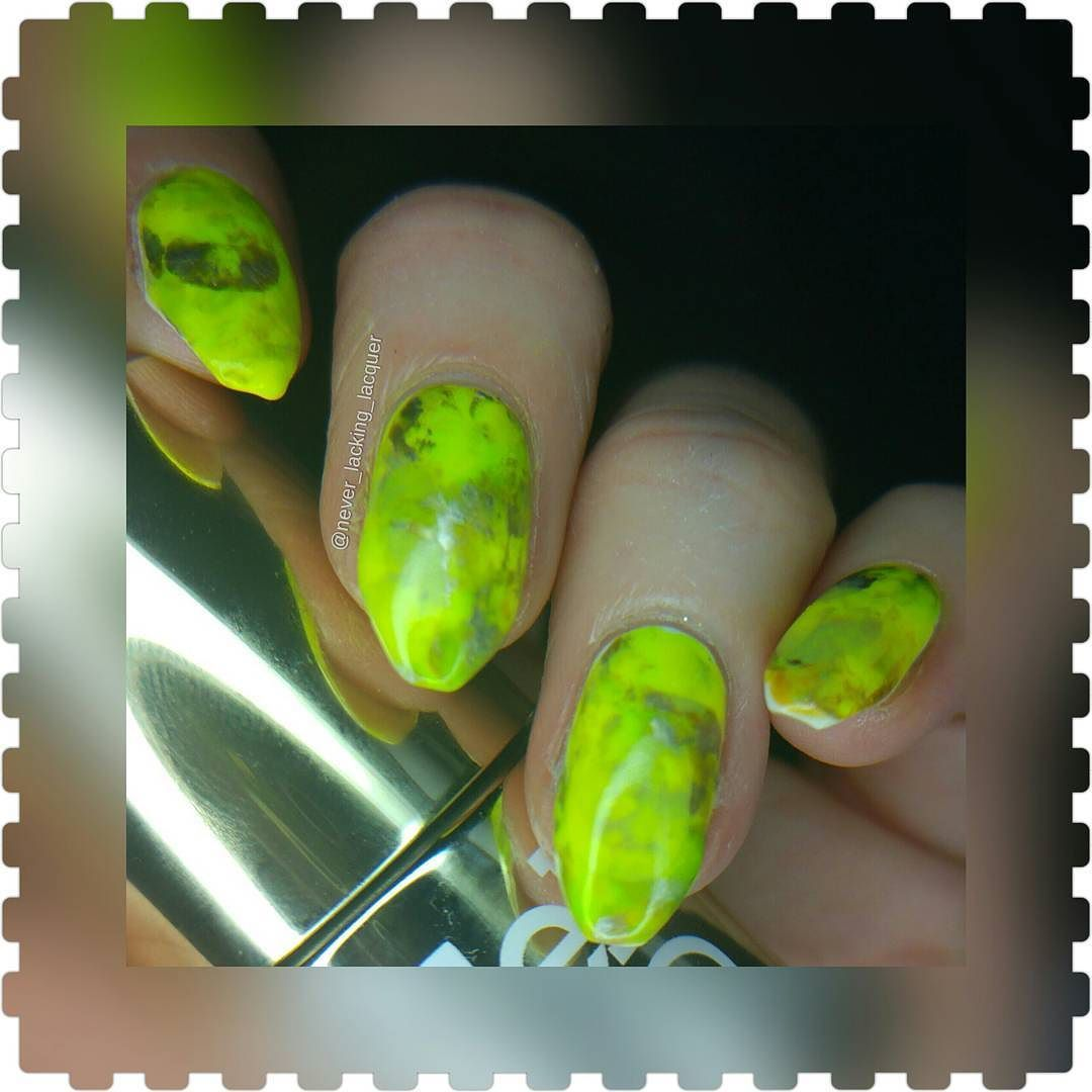 Hello lovelies!! Here\'s my individual shot from #smooshynailsunday ...