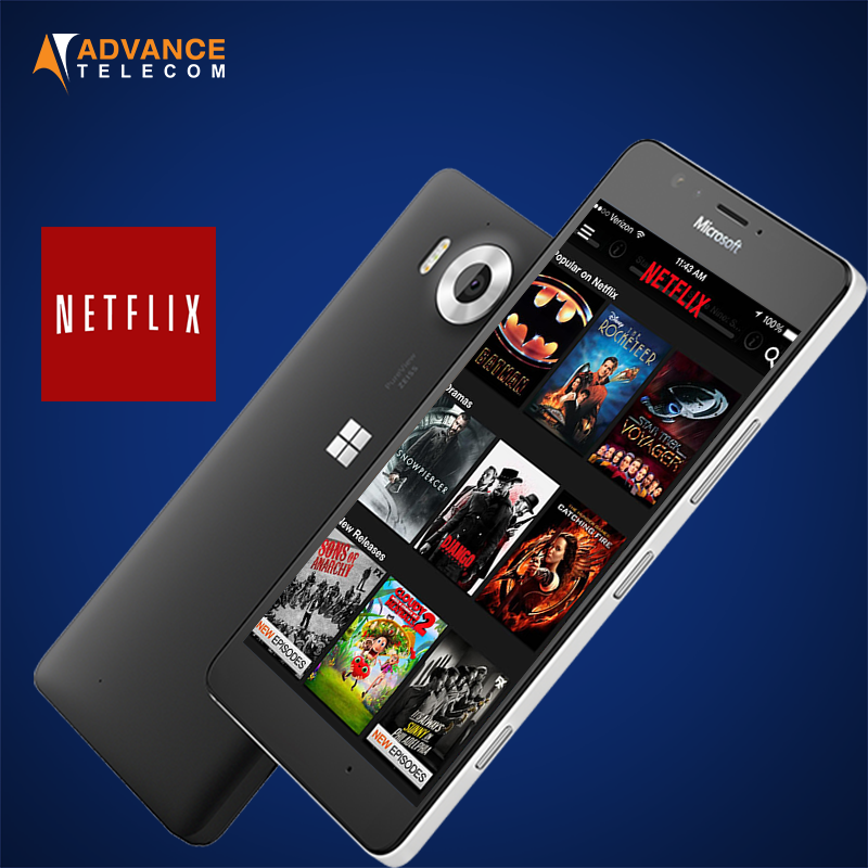 Get the latest updates and videos from Netflix app on