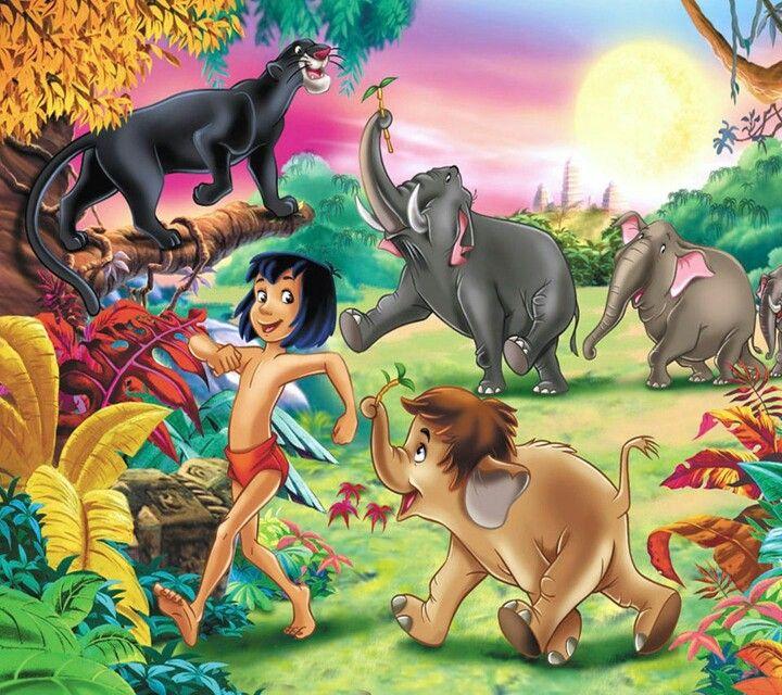 Dschungelbuch Disney Dschungelbuch Dschungelbuch Cartoon Bilder