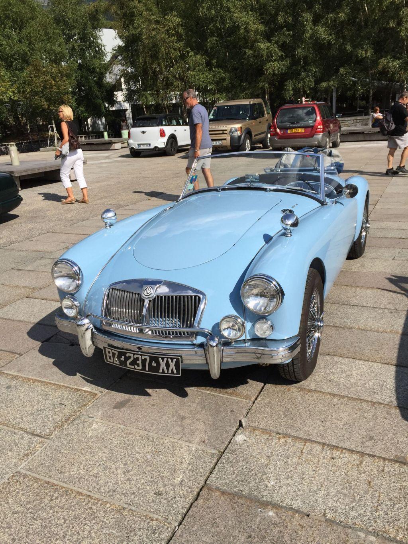 MGA 1958 | Vintage MGs | Pinterest | Cars, Wheels and Sports cars