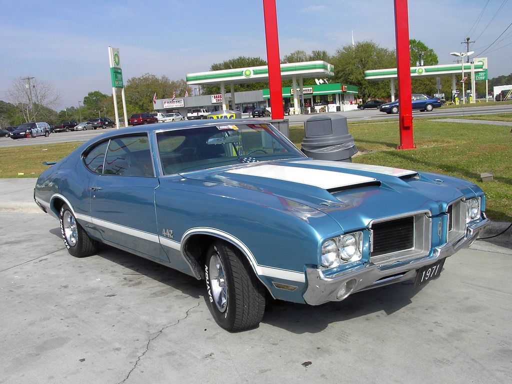 1971 OLDSMOBILE 442   Oldsmobile 442, Cars and Muscles