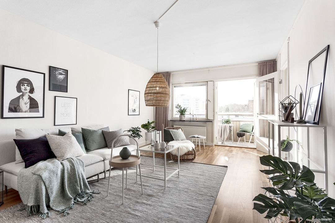 REJOINDRE LA TENDANCE - kuhfell teppich wohnzimmer