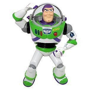 "BRAND NEW Action Figure Buzz Lightyear 12/"" Talking English Spanish Toy Story"