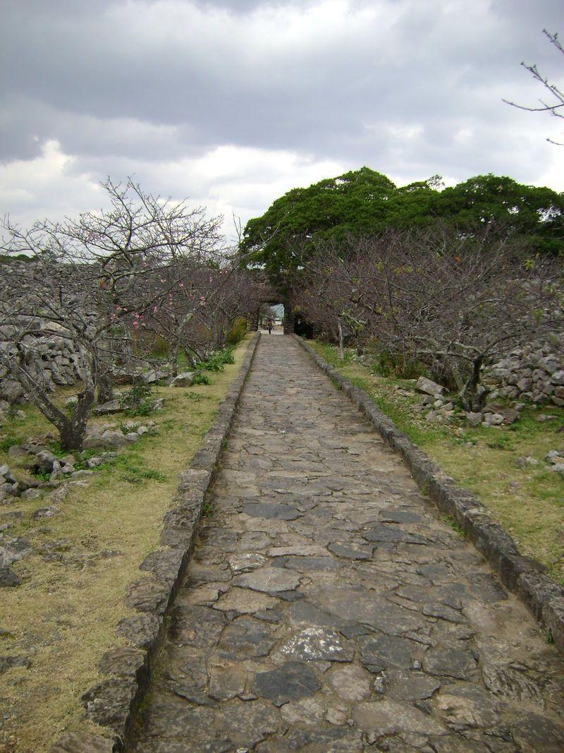 Katsuren Castle Ruins - Uruma, Okinawa - Japan Travel |Okinawa Japan Ruins