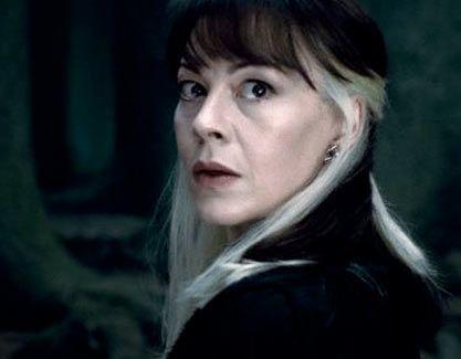 Helen Mccrory Daniel Radcliffe Is The Ambassador Of The Harry Potter Series Harry Potter Hair Inspo Color Hair Streaks