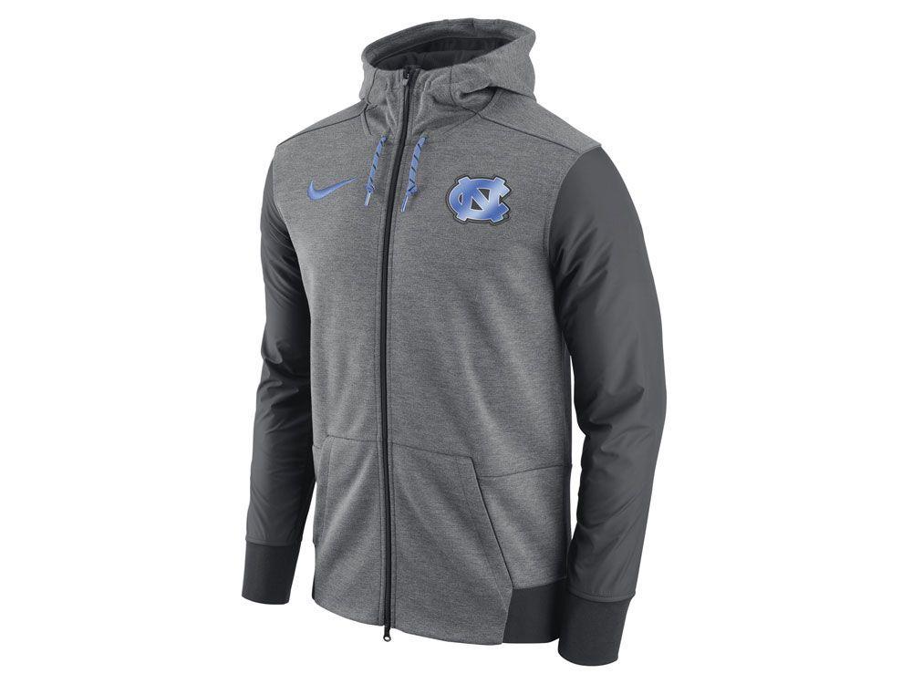 North Carolina Tar Heels Jordan Ncaa Men S Travel Full Zip Hoodie Hoodie Jacket Men Sports Team Apparel Long Sleeve Tshirt Men