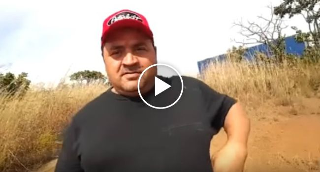 """Abelhas """"Ignorantes"""" Atacam Homem Que Experimenta Pela 1ª Vez o Novo Pau De Selfie http://www.desconcertante.com/abelhas-ignorantes-atacam-homem-experimenta-novo-pau-de-selfie/"""