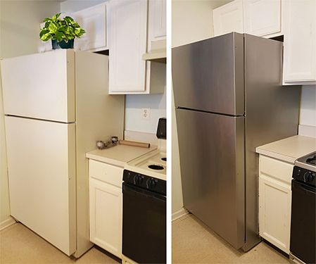 How To Paint Appliances Stainless Steel Painting