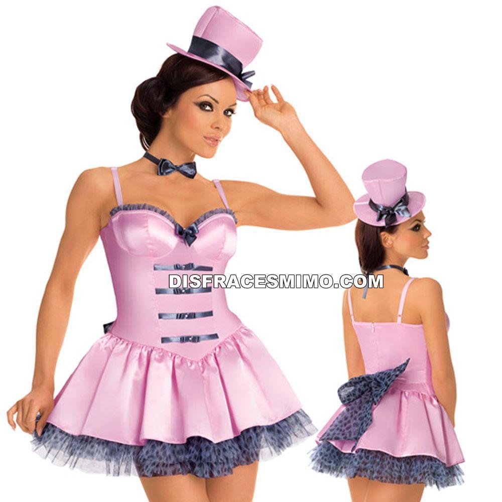 DisfracesMimo, disfraz de princesa rosa adulto para mujer.Fantástico ...