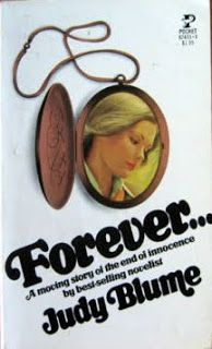 Childhood Memory Keeper: Retro Pop Culture from the 1960s, 1970s and 1980s: Forever by Judy Blume #retropop