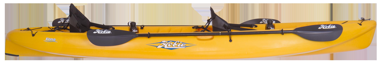Kona Golden Papaya Hobie Kayaks Hobie kayak