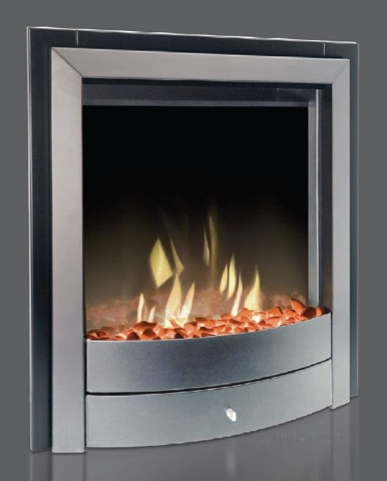 Sold Sold Sold Was 349 Now 199 Dimplex X1 Silver Contemporary Electric Inset Fire R C Tel 0151 933 0783 Fire Fireplace Electric Fires Fireplace Accessories