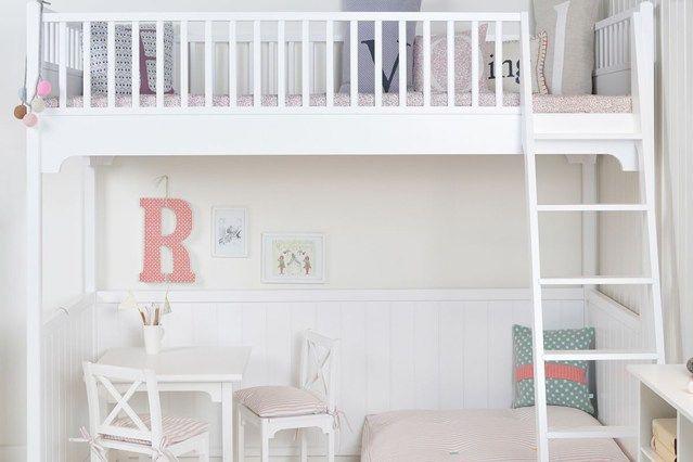 Lofty Ideas. Kid BedroomsPreteen BedroomToddler Girl ...