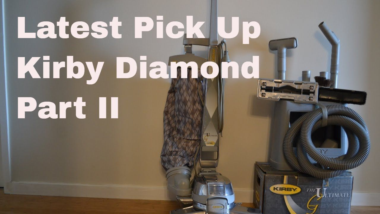 How To Fix A Kirby Vacuum Diamond Edition One Owner Refurb And Servi In 2020 Kirby Vacuum Vacuums Kirby