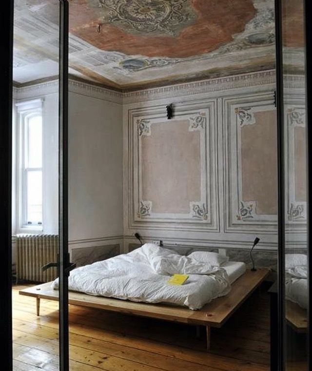 modern vintage bedroom ideas%0A Century Home Turned Stylish Modern Pad  u   d One Hell Of A Place  Airows