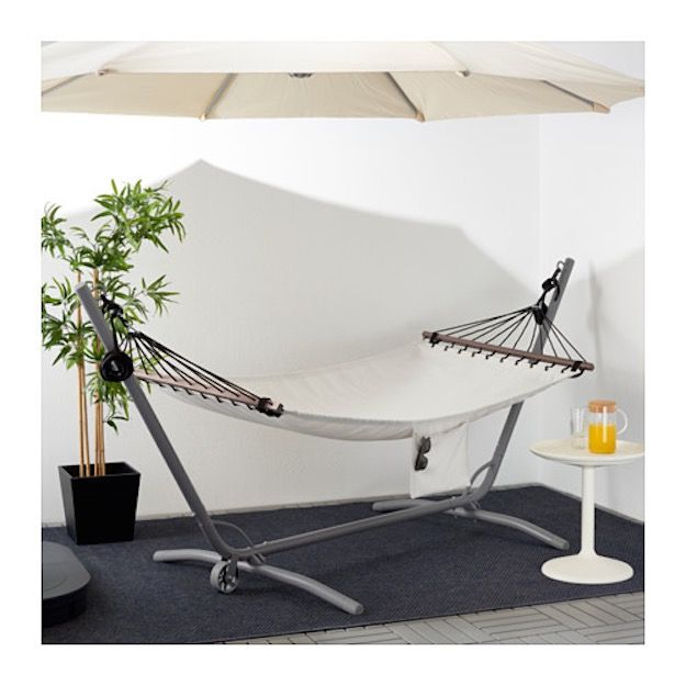 Fredon Hammock 15 Affordable Ikea Patio Furniture And