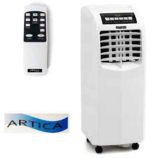 Features Benefits Artica Usa Arc 10b 10 000 Btu Portable Air Conditioner Ac Extreme Cool Rooms With Remote Control White 10000btu