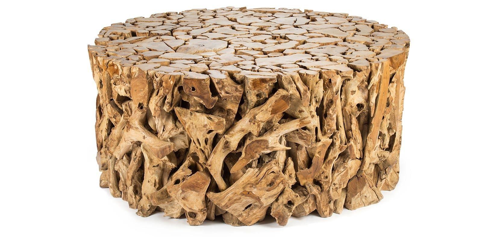 Round teak root coffee table limited edition ranges wilson round teak root coffee table limited edition ranges geotapseo Image collections