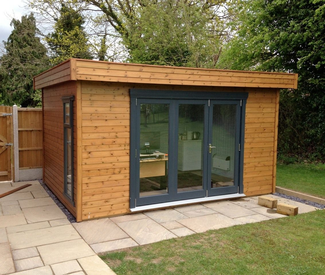 Our Garden Offices Are Designed To Give You A Designated