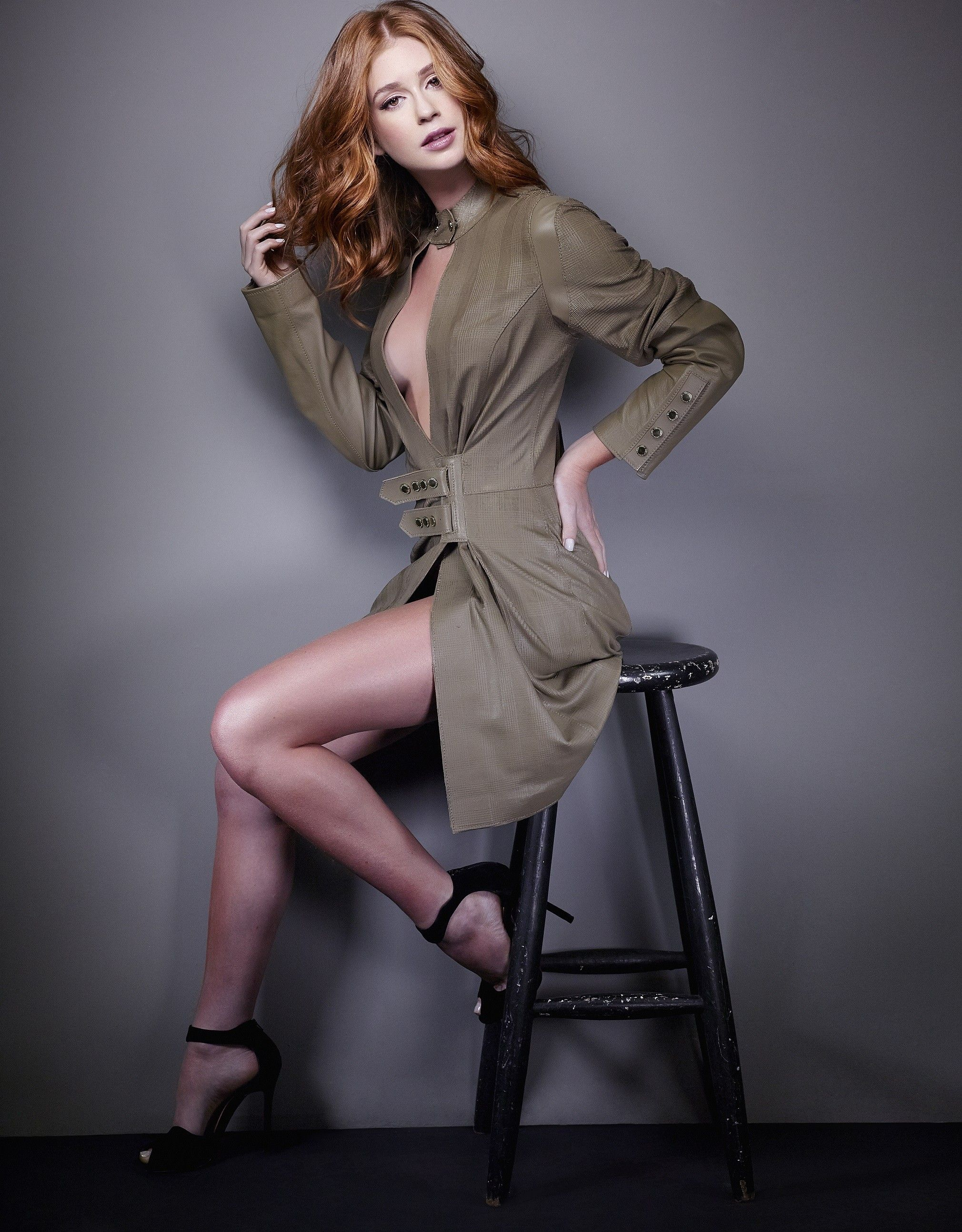 236401b447752 Marina Ruy Barbosa   Natural Redheads 2   Pinterest   Redheads, Red ...