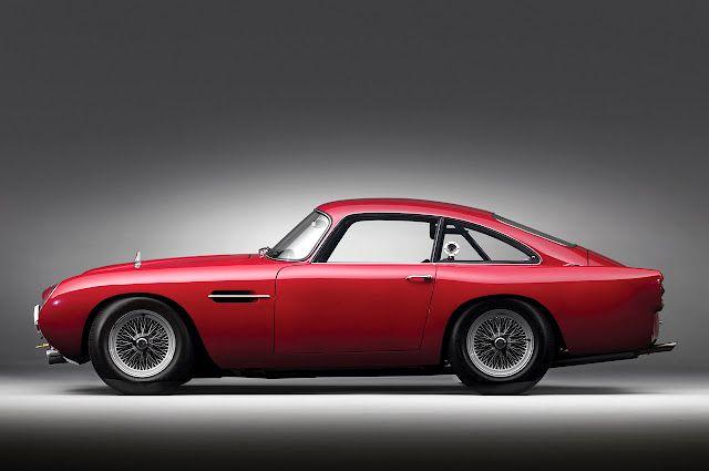 Aston Martin DB4 GT Superleggera