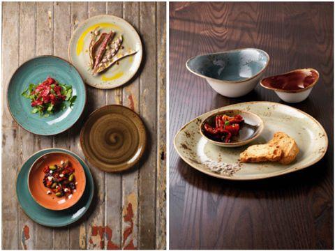 Platos y boles de la vajilla craft de steelite vajilla for Vajilla de platos