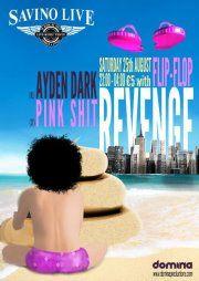 Flip Flop Revenge Party @ Savino Live (Larnaka)