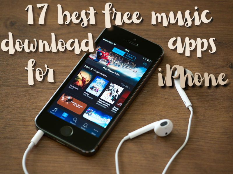 best free music download app for iphone 6