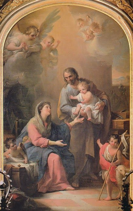 Pin En Sagrada Familia De Nazareth