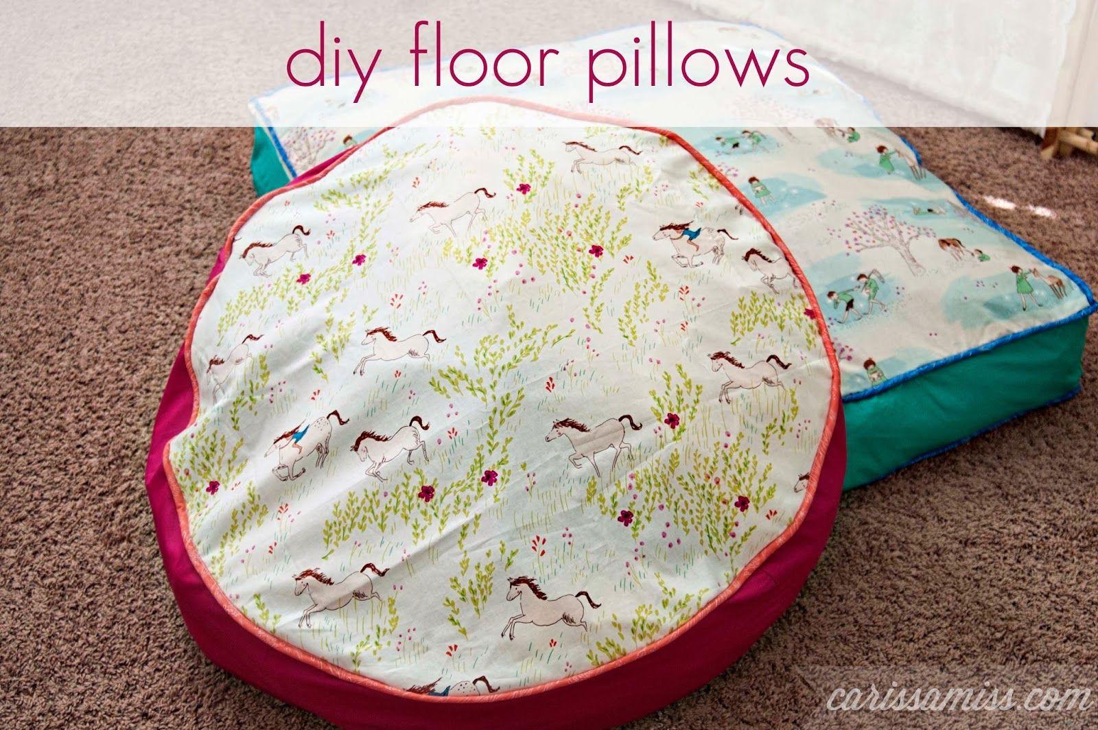 Diy floor pillows floor pillows pillows and crafty