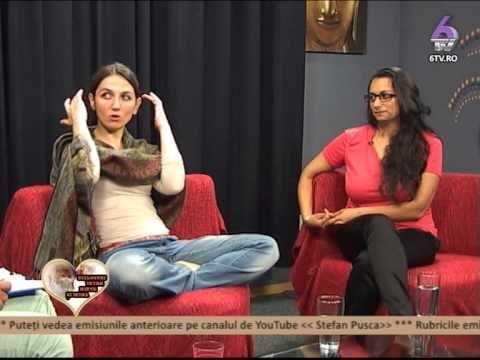 Worth your while! ;) Bilingual Dialogue featuring Yoga & Ayurveda                                                                         DIALOGURI INTRE MINTE SI INIMA 2014 06 14