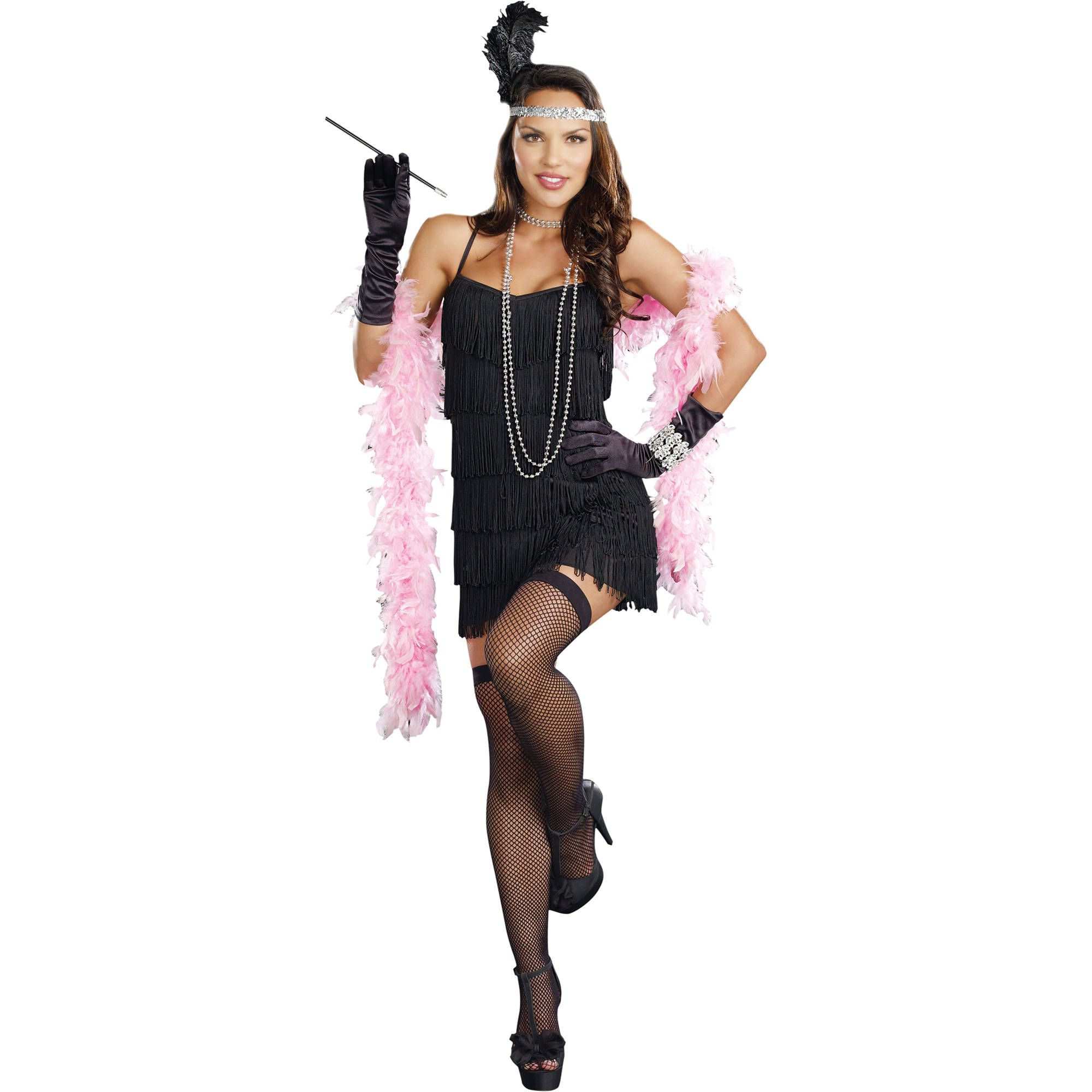 Party & occasions in 2020 Black flapper dress, Halloween