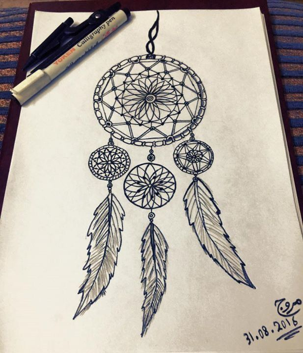 Mandala Dream Catcher