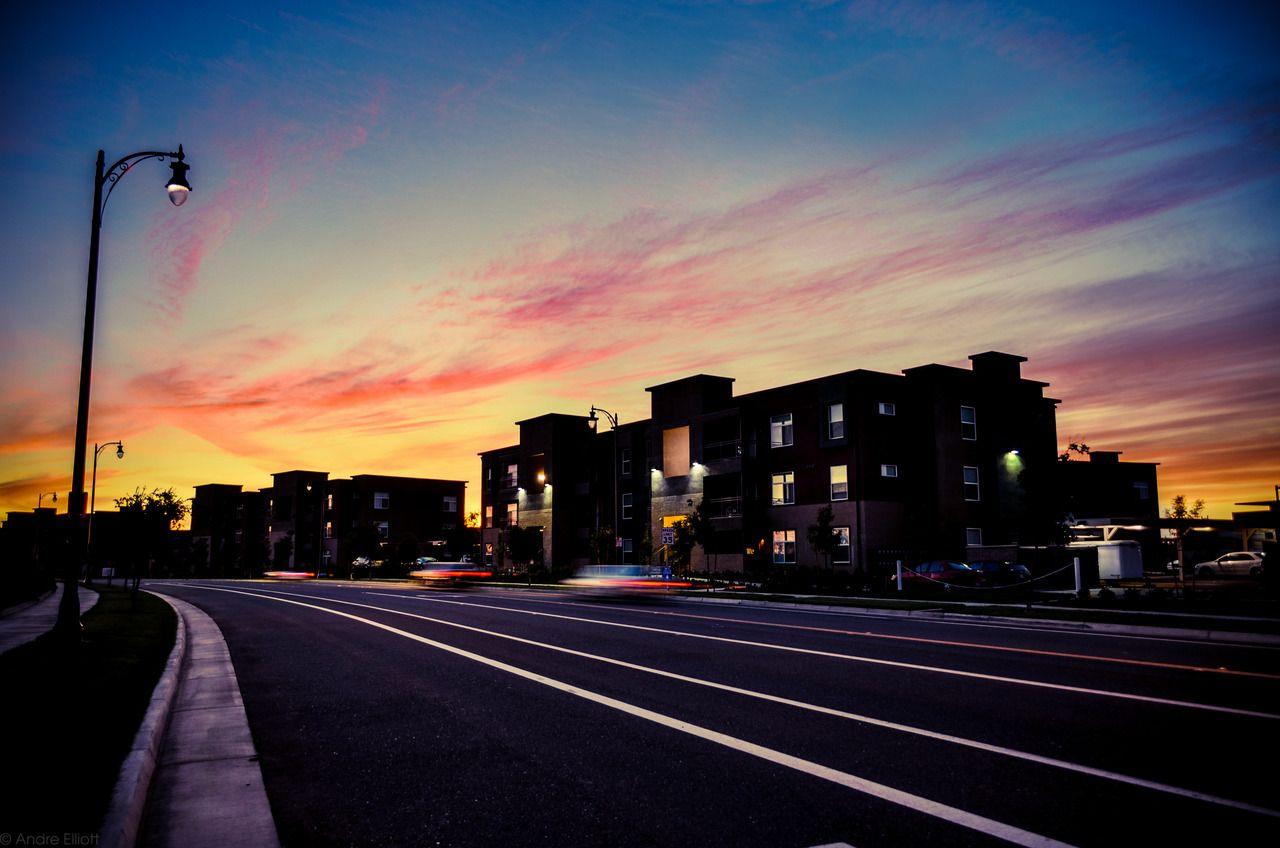HDR sunset© Andre Elliott