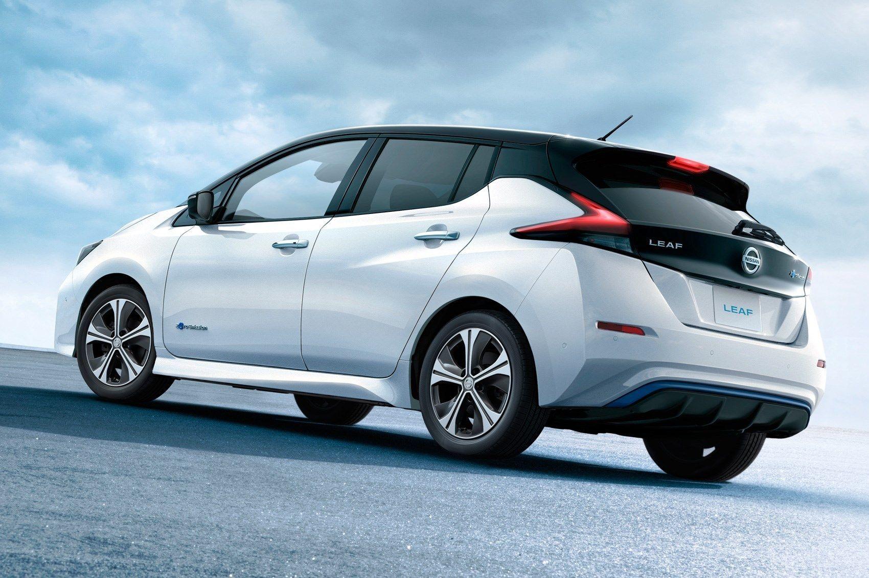 New 2019 Nissan Leaf Range Concept Nissan Leaf Nissan Sunny Hybrid Car
