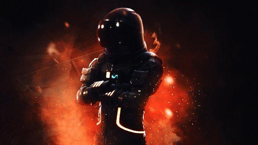 Fortnite Battle Royale Dark Voyager Video Game 3840x2160