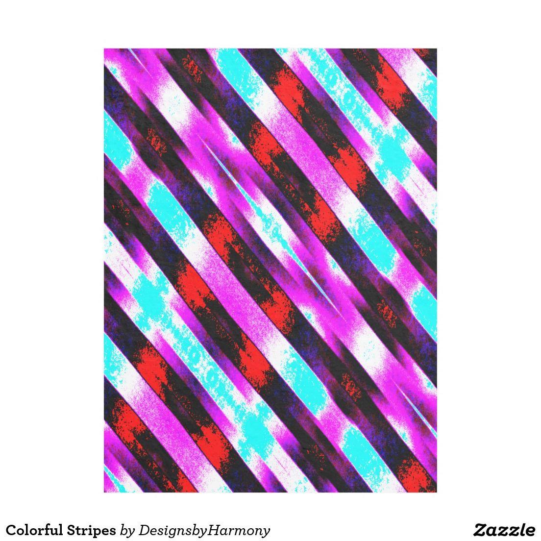Colorful stripes fleece blanket stripes fleece blankets and blankets