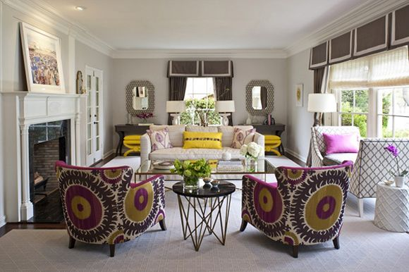 Chic Combinations: Yellow + Orchid | La Dolce Vita