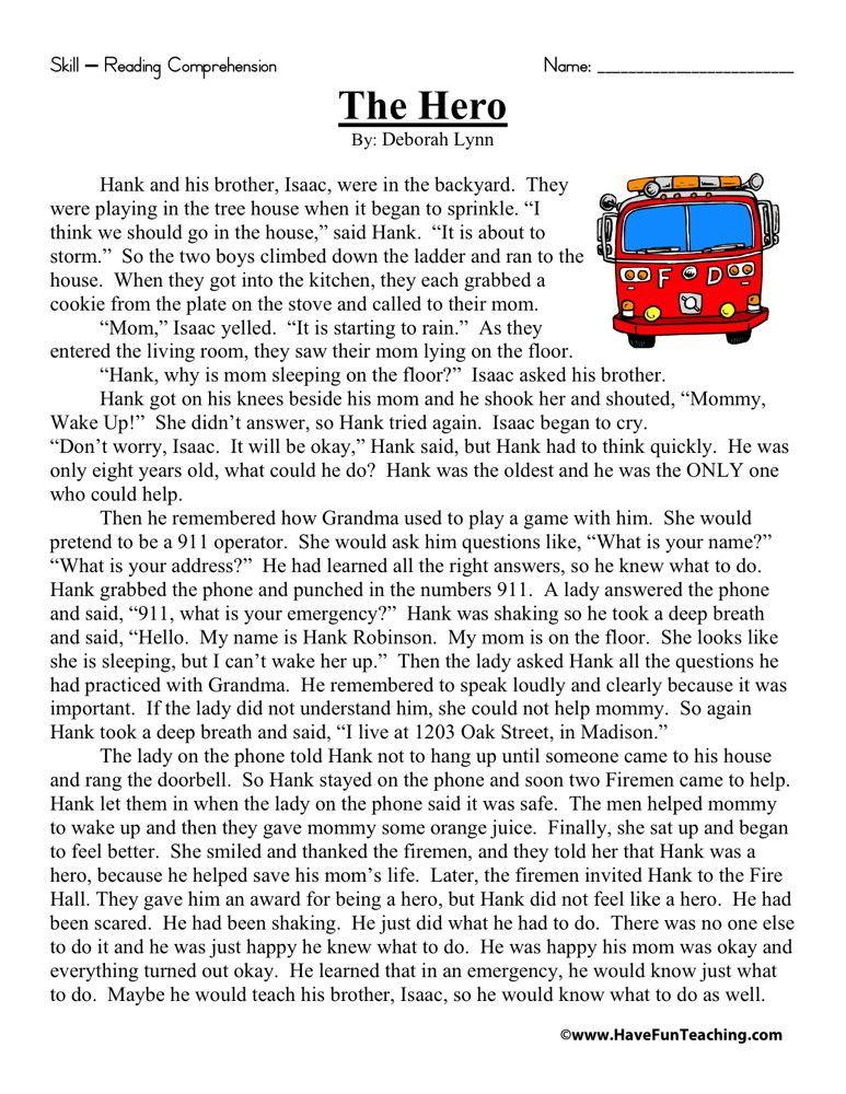 my hero essay introduction