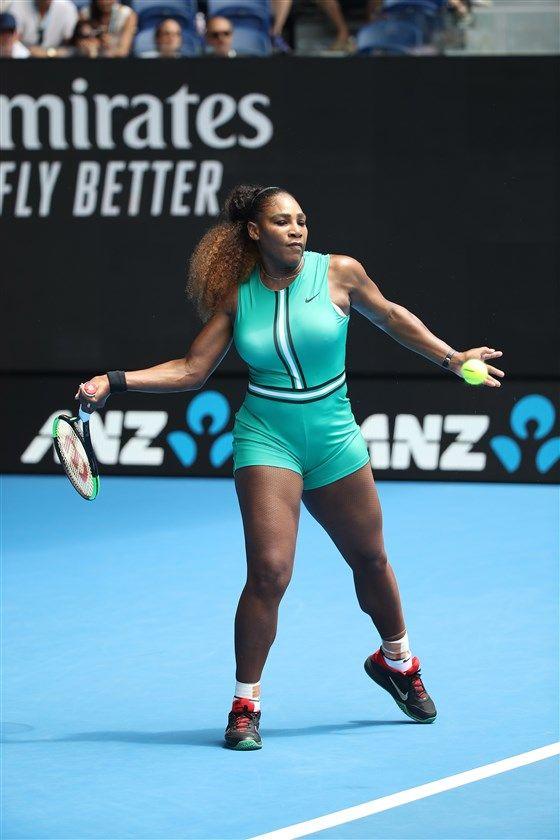 e64775935a7d 2019 Australian Open - Day 2
