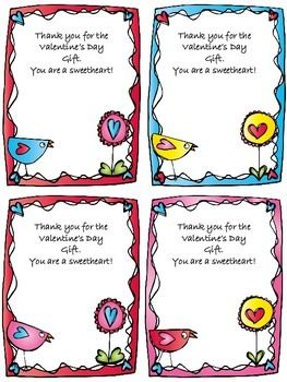 A Simple Thank You Note To Give Your Students For Their