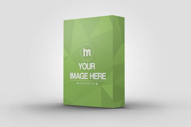 Download 3d Box Generator Template Mediamodifier Online Mockup Generator Box Mockup Templates Mockup Generator