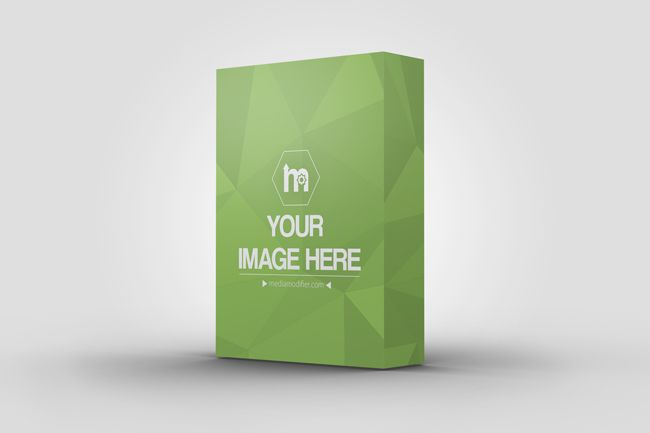 3d Box Generator Template Mediamodifier Online Mockup Generator Box Mockup Templates Mockup Generator