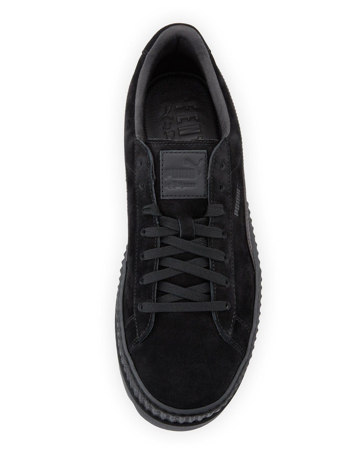 e761b948886 Puma Low-Top Suede Cleated Creeper Sneaker