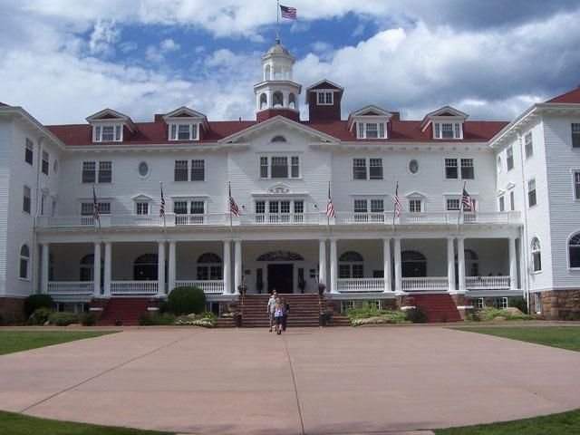 7 Unique And Amazing Places To Stay In Colorado Haunted Hotel