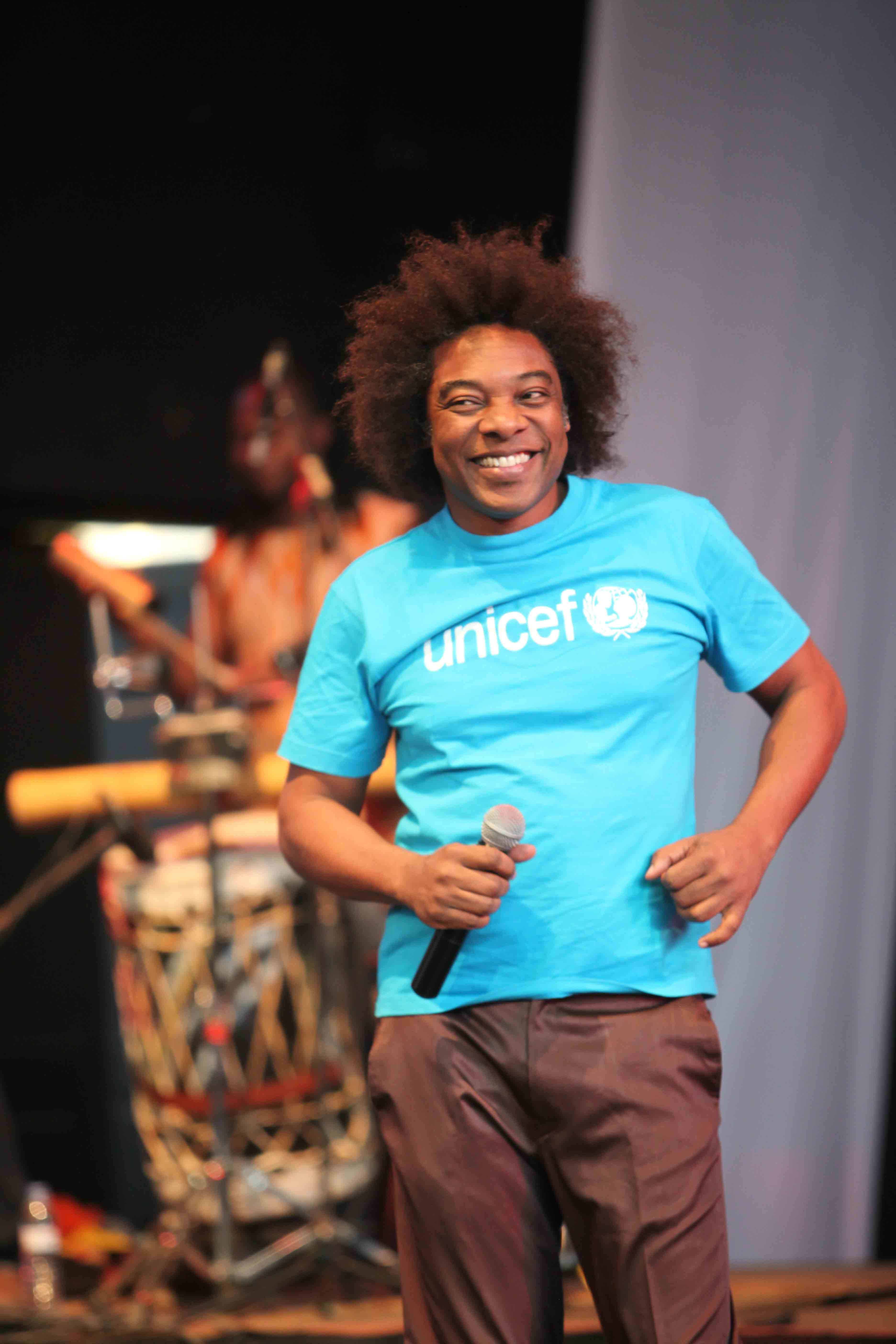 UNICEF Mozambique launches a Facts For Life inspired musical album  - http://www.unicef.org/mozambique/media_14971.html  | Photo: UNICEF Mozambique/2014/Martin Lund