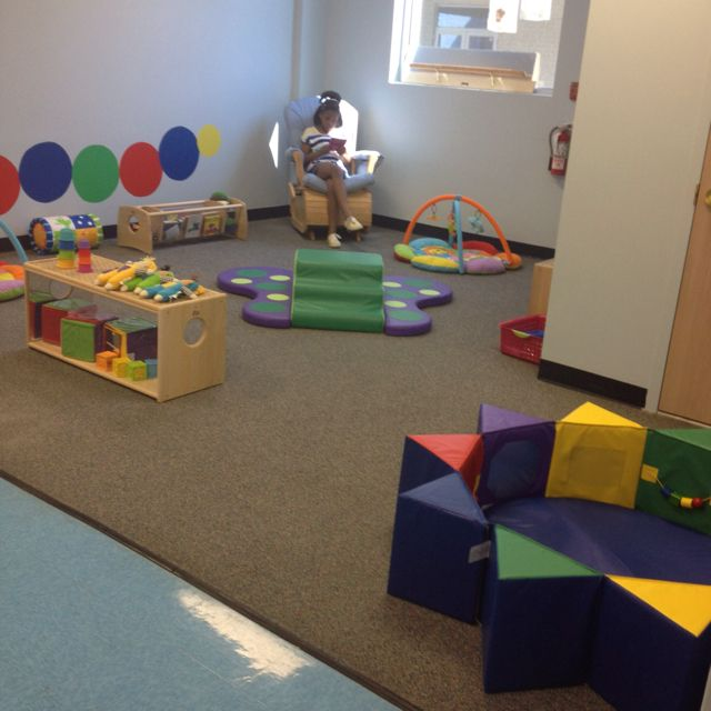 Home Daycare Design Ideas: This Is An Actual Picture Of Part Of My Infant Room